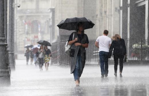 Погода в Алматы с 8 по 14 октября 2018