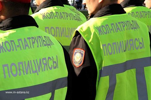 Трижды ударившему по лицу полицейского жителю Усть-Каменогорска вынесли приговор