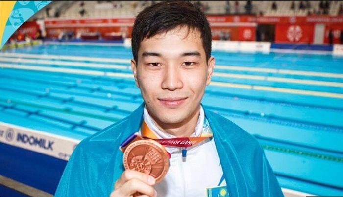 Казахстан завоевал первые медали на Азиатских Пара играх