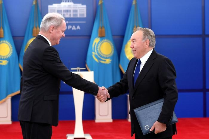 Акорда рассчитывает на упрощение визового режима между Казахстаном и ЕС