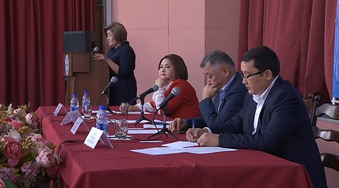 Пункты из послания Президента обсудили члены профсоюзов