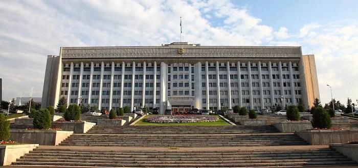 Бюджет Алматы по итогам года составляет 527 миллиардов тенге