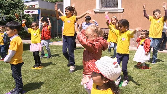 Озвучены результаты экспериментальной методики обучения дошкольников в Алматы