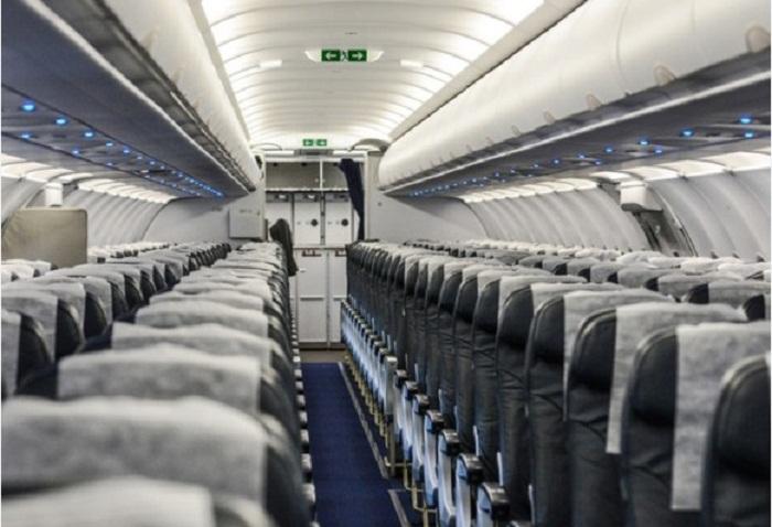 В казахстанских самолётах начнут привязывать буйных пассажиров