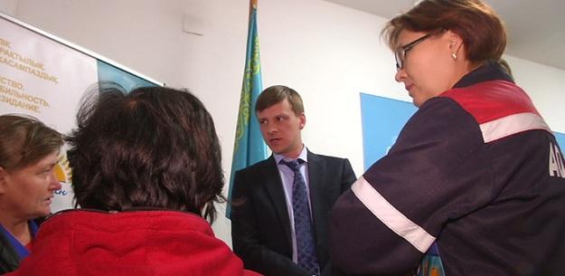 Кандидаты в депутаты маслихата проводят встречи с избирателями в Алматы