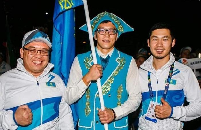 Паразиатские игры: Казахстан завоевал еще 8 медалей