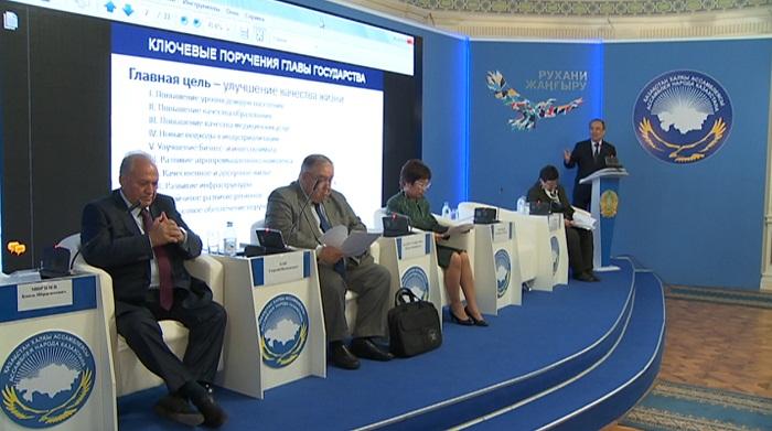 Единый тематический день прошел во всех Домах дружбы Казахстана