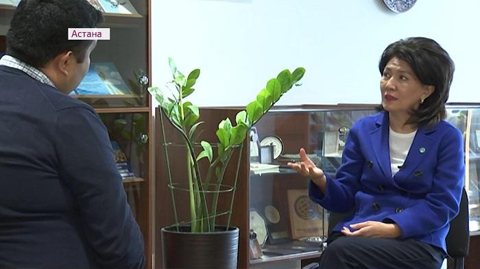 Благосостояние казахстанцев – путь к развитию – интервью