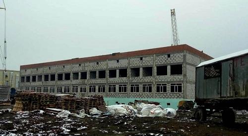 Человеческие останки обнаружили на строительстве школы в Петропавловске