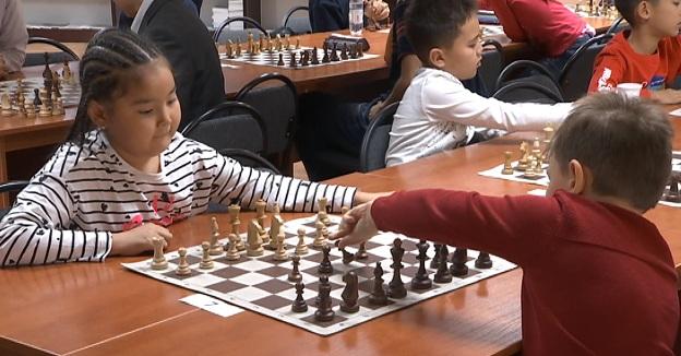 Международный шахматный турнир состоялся в Алматы