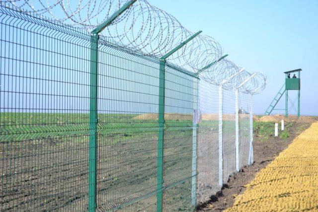 Поставить забор на границе с Россией предложили костанайские полицейские