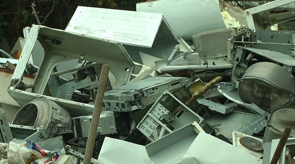 Как утилизируют электронные отходы в Алматы