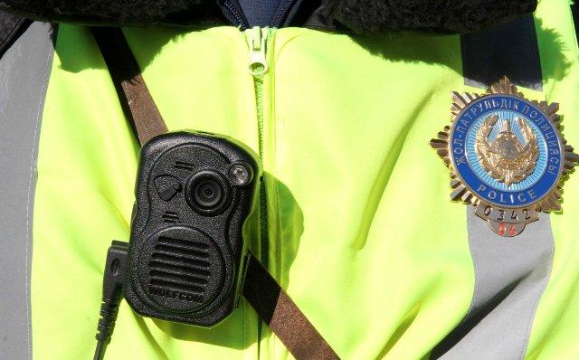 Увольнять полицейских без видеожетонов пообещали в Павлодарской области