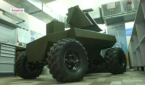 Искусственный голос и военные роботы: алматинские ученые представили свои разработки