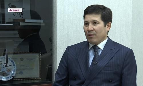 Эксклюзивное интервью с заместителем министра обороны РК Абылкаиром Скаковым