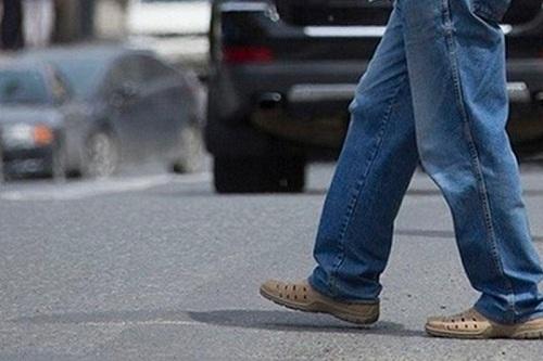 Рассылку о штрафе для пешеходов в 70 тысяч тенге прокомментировали в МВД