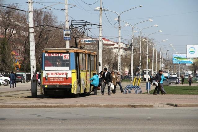 Трамвайному парку Усть-Каменогорска угрожает банкротство