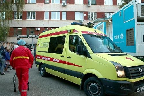 Казахстанцев нет среди погибших и пострадавших при ЧП в Керчи
