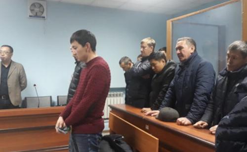 Троих полицейских осудили в Семее