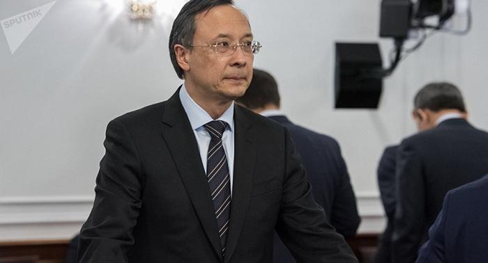 Глава МИД Казахстана высказался о ситуации вокруг посла в Узбекистане