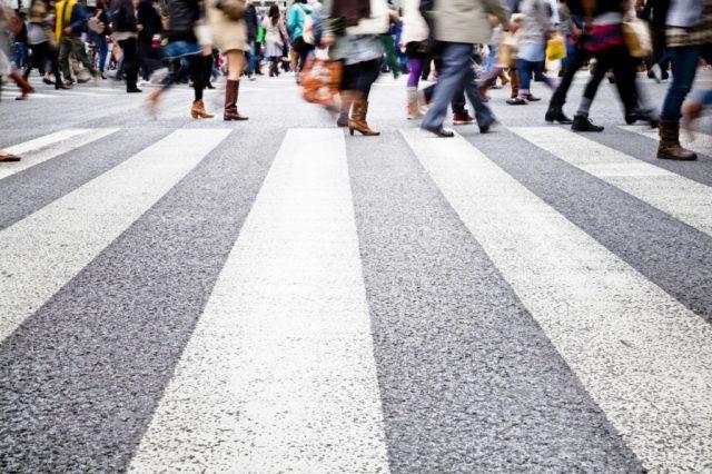 МВД РК обратилось к пешеходам