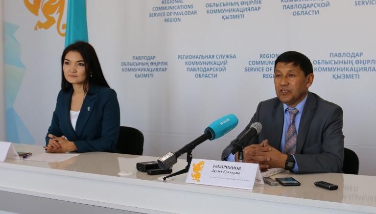Даулет Закарьянов: Ни одна школьница в Прииртышье не носит хиджаб