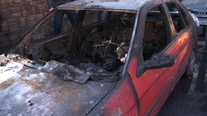 Крупный пожар в Алматы: сгорело кафе с припаркованными авто