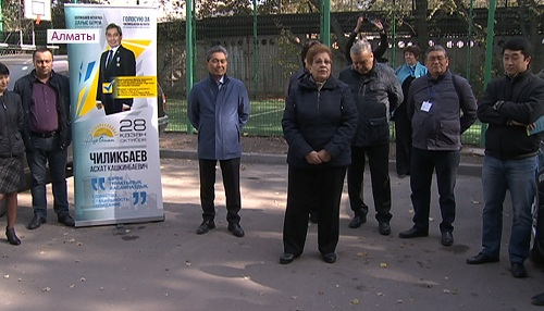 Выборы в маслихат: кандидаты завершают предвыборную гонку