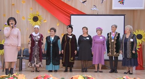 Лучшую бабушку выбрали в Алматы