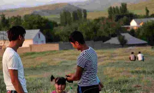 Сколько казахов проживает в Узбекистане