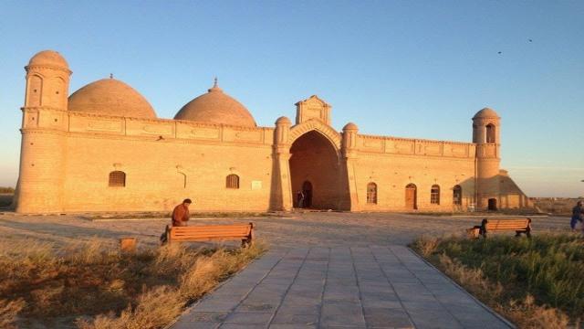Количество посещающих Туркестан туристов достигнет 5 млн