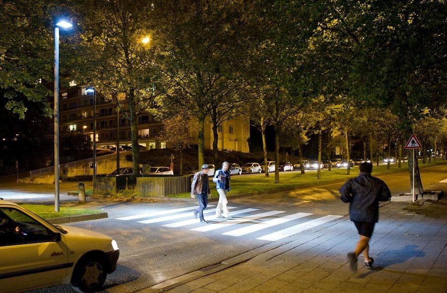 Интеллектуальные пешеходные переходы установят в Астане
