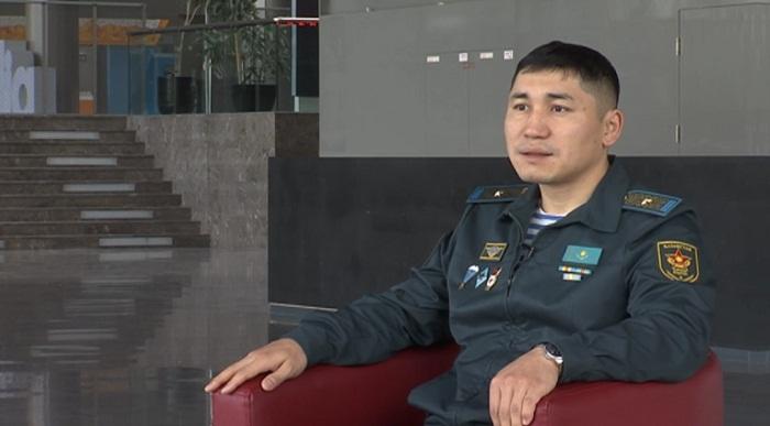 Группу казахстанских военных готовят для отправки в Ливан
