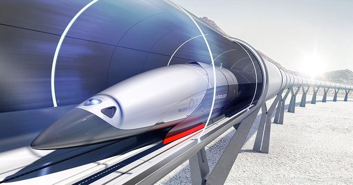 Возможность строительства футуристического поезда в РК оценил глава Hyperloop