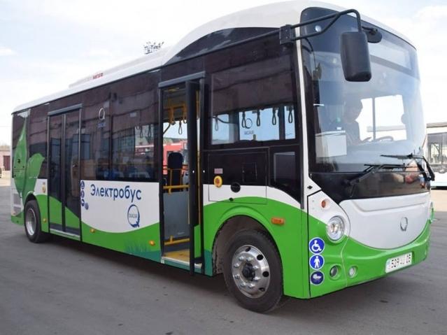 Приобретать электробусы отказались в Усть-Каменогорске