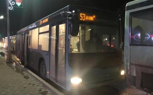 Водителя автобуса наказали за пререкания с пассажиркой в Караганде (видео)