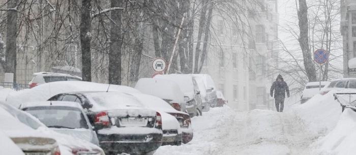 Похолодание надвигается на Казахстан