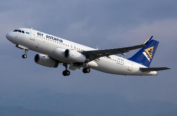 Самолет Air Astana подал сигнал бедствия в небе над Европой
