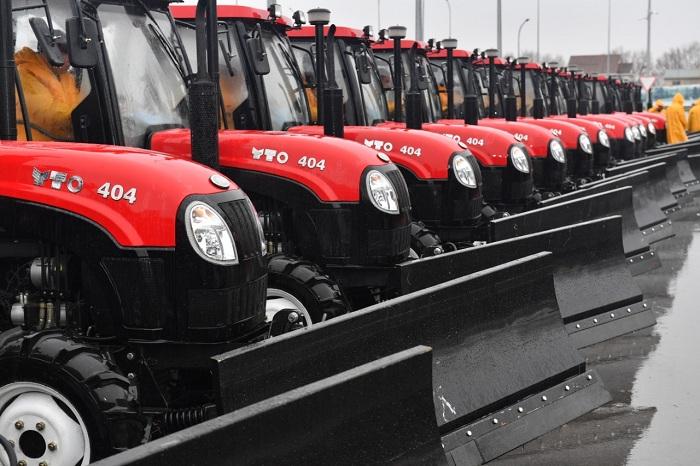 Модульные контейнеры устанавливают для уборщиков снега в Алматы