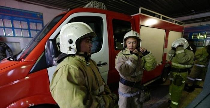 Более 20 пожарных депо в Казахстане находятся в аварийном состоянии