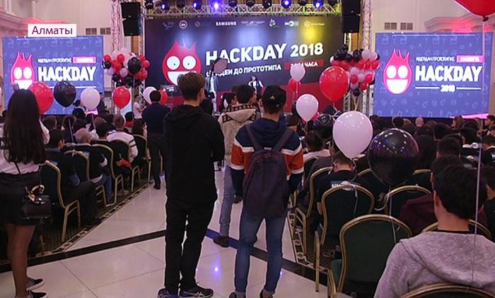 От идеи до прототипа - за 24 часа: фестиваль HackDay прошел в Алматы