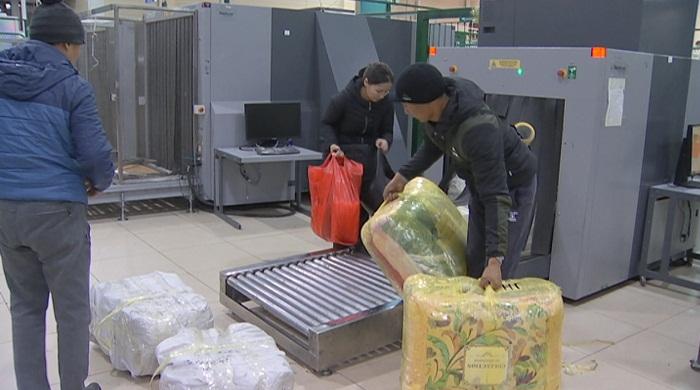 Допустимый вес ввозимой ручной клади в Казахстан уменьшат вдвое