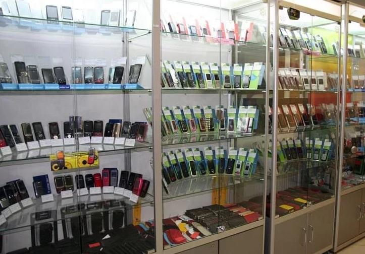 Ворованные сотовые телефоны нашли полицейские  в торговых домах Алматы