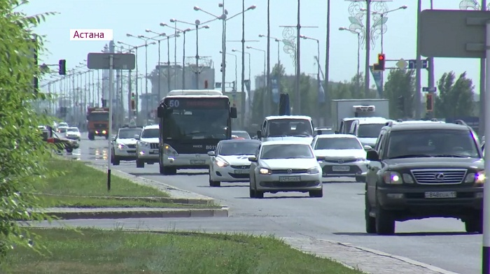 Камеры на дорогах Алматы будут измерять среднюю скорость движения с 1 декабря