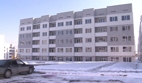 Почти тысяча очередников в Алматы заселятся в свои квартиры до конца года