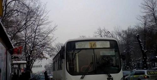 Алматинских перевозчиков наказали за плохую подготовку к зиме