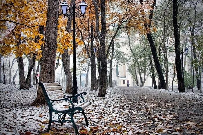 Погода в Алматы с 19 по 25 ноября 2018