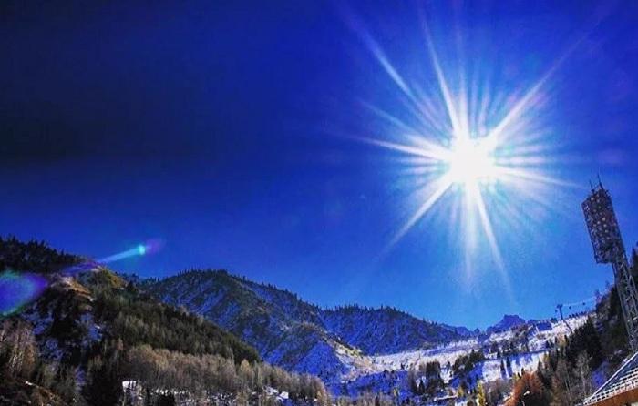 Какая погода ждет алматинцев в праздничные дни декабря 2018