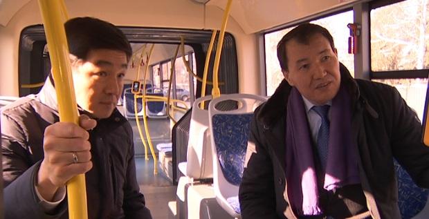 Председатель АДГСПК побывал на объектах в Алматы, где внедряются цифровые технологии