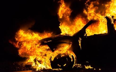 Карагандинец сжег чужой автомобиль за 900 тысяч тенге